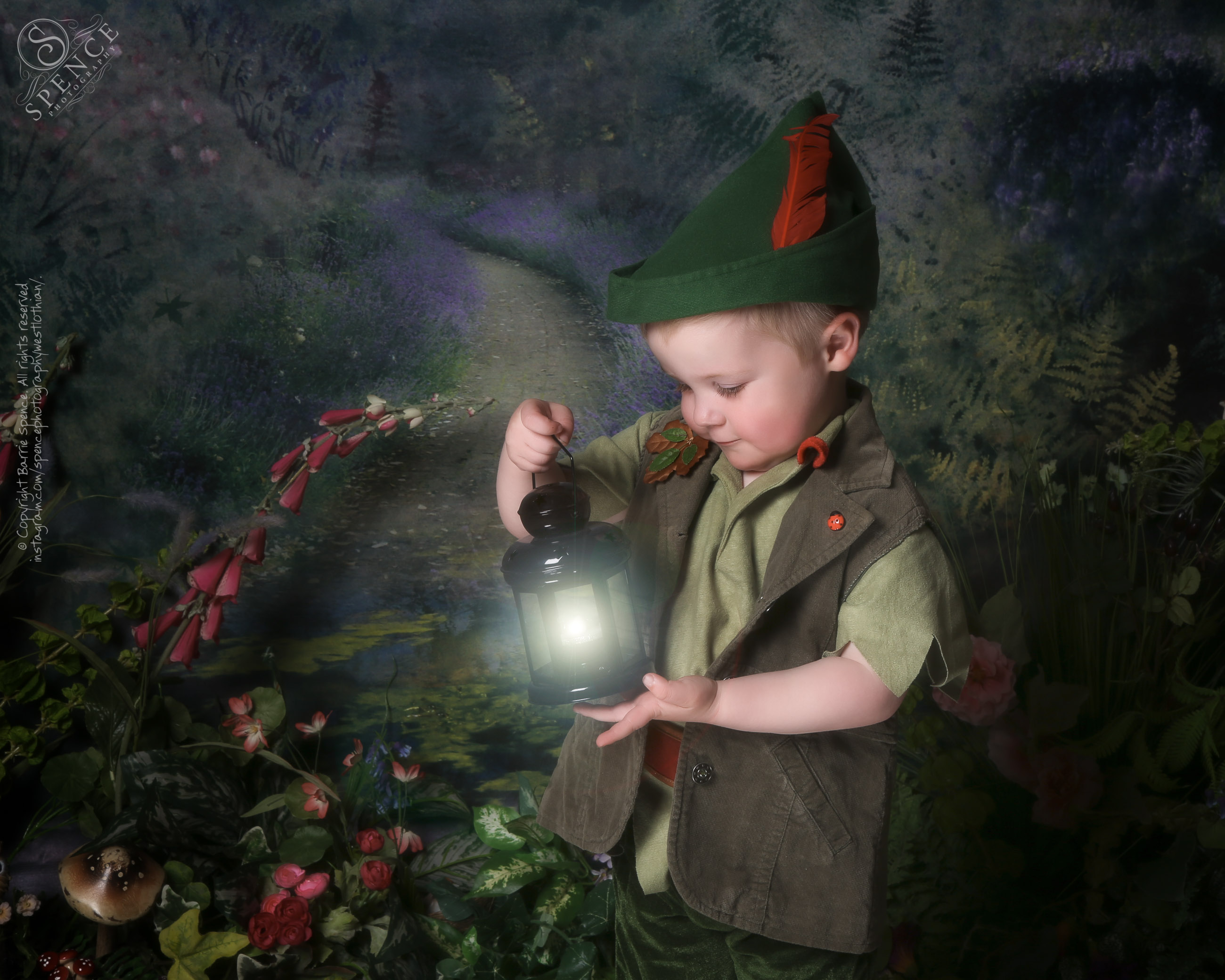 Kieran - The Fairy Experience @ Spence Photography