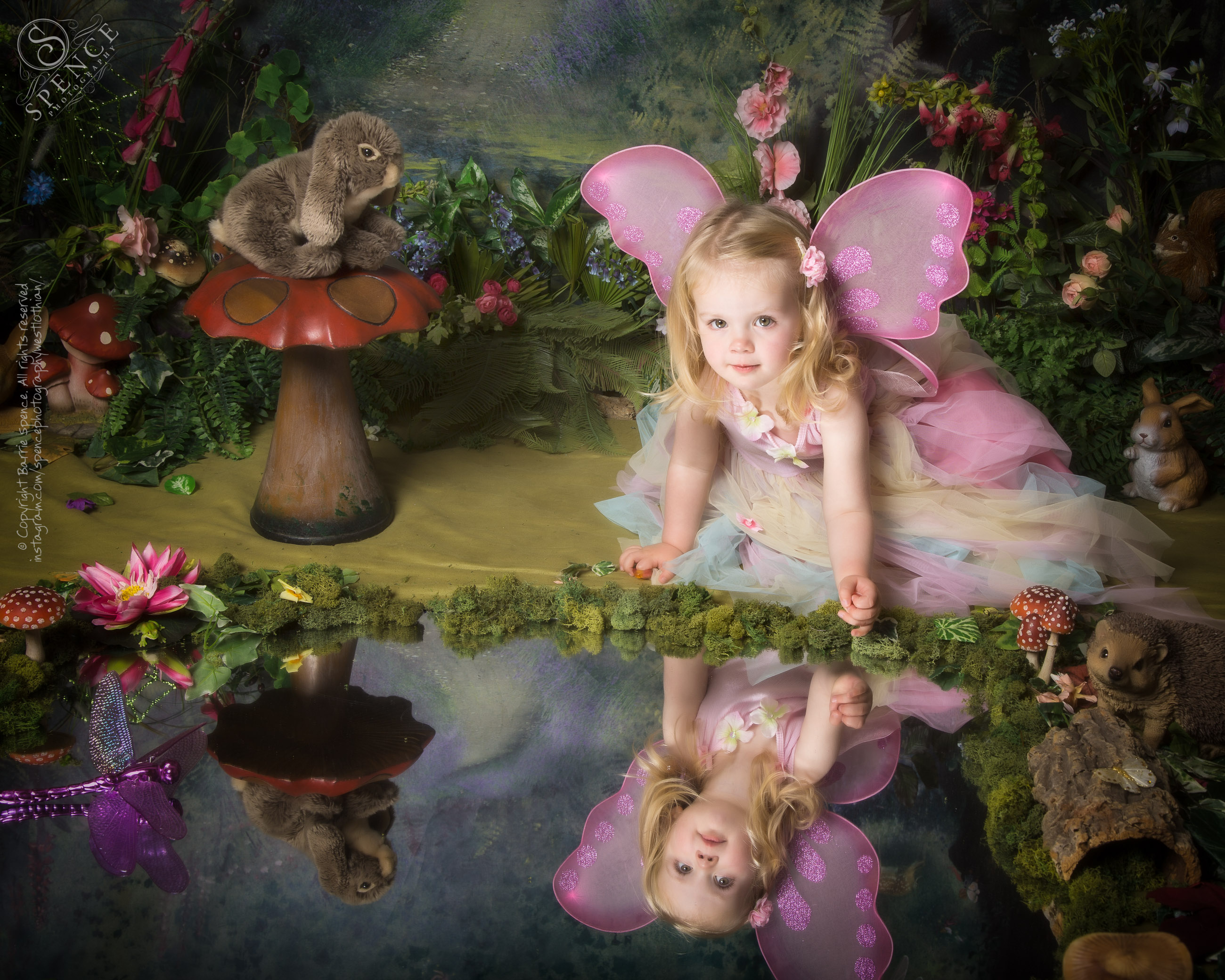 Emelia - The Fairy Experience @ Spence Photography